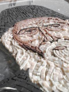Saint Paisios #details #mosaic #mosaik
