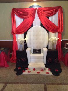Beautiful Baby Chair Rental Www.richeventdecor.com