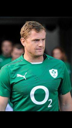Jamie Heaslip, Ireland and Leinster Rugby player