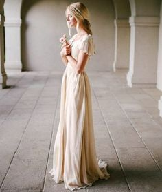 I found some amazing stuff, open it to learn more! Don't wait:https://m.dhgate.com/product/modest-wedding-dress-with-flutter-sleeve/386983157.html