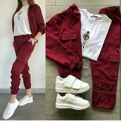 Image may contain: shoes Girls Fashion Clothes, Teen Fashion Outfits, Look Fashion, Fashion Dresses, Clothes For Women, Womens Fashion, Queen Fashion, Fashion Tips, Sporty Outfits
