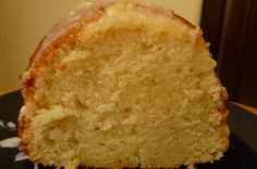 The Pastry Chef's Baking: Sour Cream Lemon Pound Cake