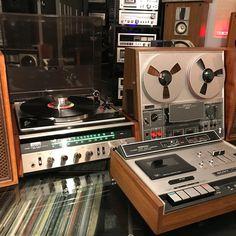 Decks, Sony, Tape, Nerd, Audio, Kitchen Appliances, Vintage, Instagram, Musica