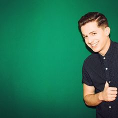 """Charlie Puth   Official Website: New """"Some Type of Love"""" EP Available Now   New """"Some Type of Love"""" EP Available Now, Featuring the Track """"Marvin Gaye"""" ft. Meghan Trainor"""