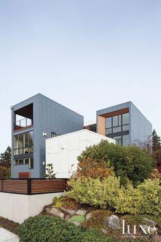 Contemporary Gray Exterior