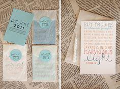 joy ever after :: details that make life loveable :: - Journal - diy paper adventcalendar