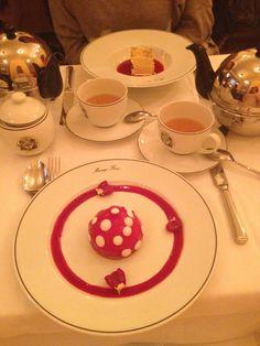 My favorite tea time ever in Paris - Mariage Frères - le Marais