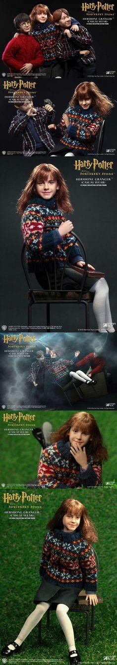 [[예약상품]Star Ace Toys - 1/6 Harry Potter and the Sorcerer's Stone: Hermione Granger (Casual Wear)]