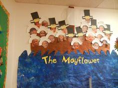 Prechool Mayflower.