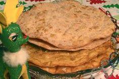 Muchos mexicanos comer Bunuelos para Navidad.