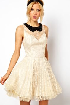 Lace Dresses - Fun Lacey Dress Styles For Women