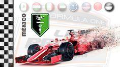 AO VIVO  - F1 2016 - GP DO MEXICO - XBOX ONE LIGHT - LIGA PRORACE E-SPOR...