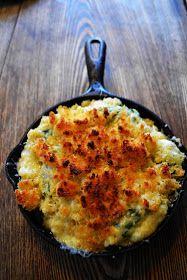Bakeaholic Mama: Quinoa Spinach Mac n' Cheese