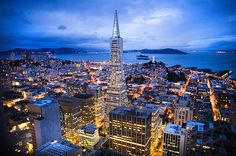 San Francisco, CA... this city is gorgeous... my advice take the cable car up the hills instead of walking... it's one hell of a hill!