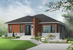 Plan de maison no. W3135 de dessinsdrummond.com