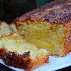 N°19 : Cake moelleux aux pommes : Les 50 meilleures recettes de 2015 - Journal des Femmes