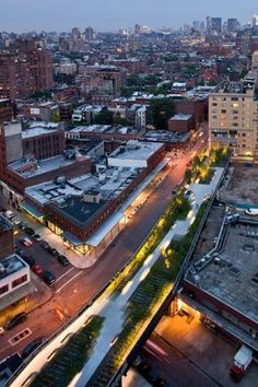 High Line - By: Diller Scofidio + Renfro Architecture