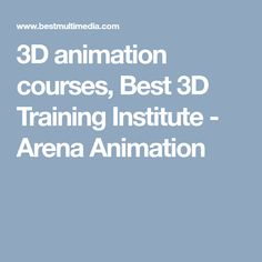 Learn how to create Models, character creation, animation with the help of Animation Course from the best Animation Training Institute in Hyderabad India Learn Animation, Digital Media, Training, Good Things, Coaching, Workouts, Race Training, Physical Exercise