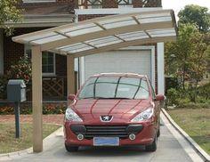 modern carport design