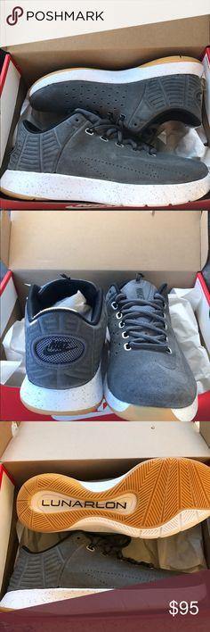 Men's Nike Hyperrev Low Sneakers Hyperrev Low sneakers by Nike! New in box, never worn! Nike Shoes Sneakers