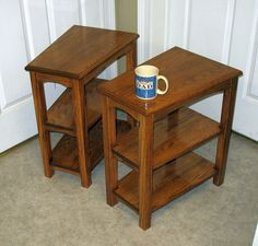 Trapezoid Table - The Dale Maley Family Web Site