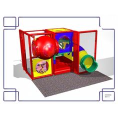 Indoor Play Areas, Indoor Playground, Playgrounds, Bowling, Toy Chest, Entertaining, Storage, Model, Home Decor