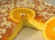 Sünis kanál: Francia narancsos sütemény Hungarian Recipes, Hungarian Food, Sweet Cookies, Pound Cake, Orange, Cheesesteak, Just Desserts, Cornbread, Latte