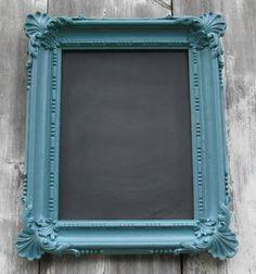 love blackboard paint!