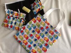 Tote bag travel art set - The Supermums Craft Fair
