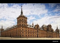 Monasterio del Escorial #Madrid