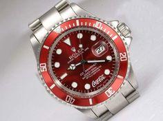 Rolex Submariner red                                                       …