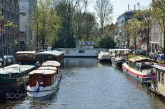 Spring in Amsterdam by KirstenSoerensen via http://ift.tt/2lyk26A