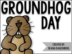 This pack contains seven printables to learn about groundhogs and Groundhog Day!Page 1: Title PagePage 2: Table of ContentsPage 3: Groundhog Mini-ReadPage 4: Groundhog Day VocabularyPage 5-6: My Groundhog Fact Mini-BookPage 7: Groundhog Vocabulary Cover-UpPage 8: Groundhog Tally & GraphPage 9: February Calendar TimePage 10: Groundhog Cootie CatcherPage 11: Terms of UsePage 12: Credits