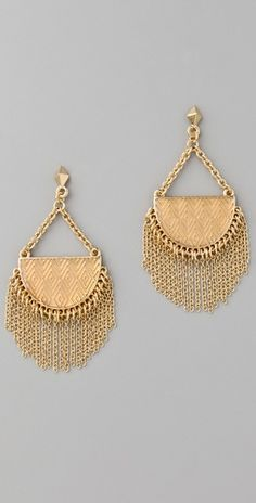 Tassel Earrings | House of Harlow