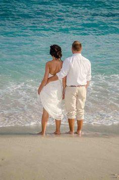 Intimate Beach Wedding Ideas
