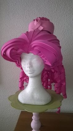 Image result for foam wig and dress