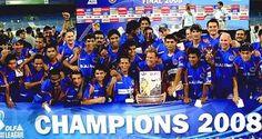 Cricketorium: IPL Champions