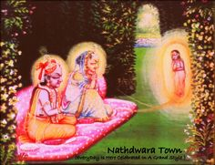 Jai Shree Krishna  Welcome To Nathdwara Town  ( Everyday Is Here Celebrated In A Grand Style )