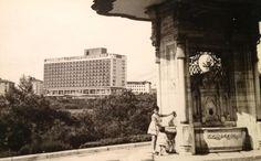 Abdülhamit Çeşmesi (1961) #istanbul #istanlook