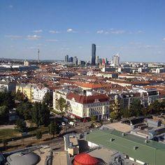#Riesenrad #WienerPrater #Wien #OomenTour2015