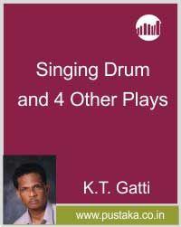 Singing Drum & 3 more plays - English eBook