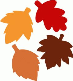 Welcome to the Silhouette Design Store, your source for craft machine cut files, fonts, SVGs, and other digital content for use with the Silhouette CAMEO® and other electronic cutting machines. Kids Fall Crafts, Autumn Crafts, Thanksgiving Crafts, Halloween Crafts, Silhouette Design, Decoration Creche, Fall Clip Art, Leaf Template, Preschool Crafts