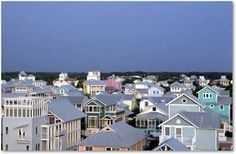 Seaside Florida - One of my happy places! :)