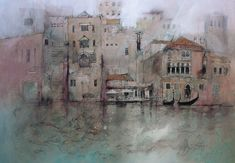 Canal Life by John Lovett.