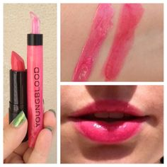 Youngblood Summer Lippies