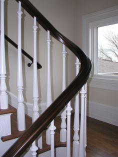 Best Wreathed Handrail On Inside Of Winder Handrails Loft 400 x 300
