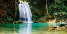Thailande - Parc Erawan