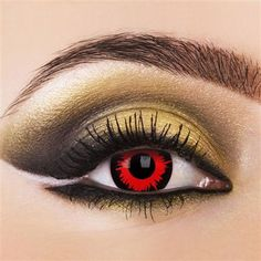 Twilight Saga - Volturi Vampire Contact Lenses.