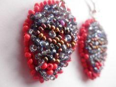 Ohrhänger von FrauRabe auf DaWanda.com Blackberry, Etsy, Earrings, Jewelry, Fashion, Woman, Ear Rings, Moda, Blackberries
