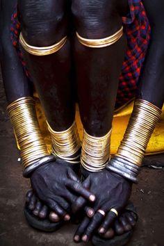 Narindwa — (via (2) masai jewelry   Inspiration Africa  ...